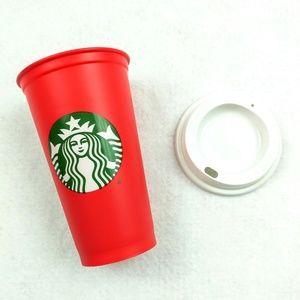 Starbucks 2018 16 oz Reusable Hot Cup